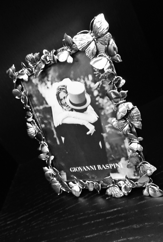 Cornice Raspini Farfalle